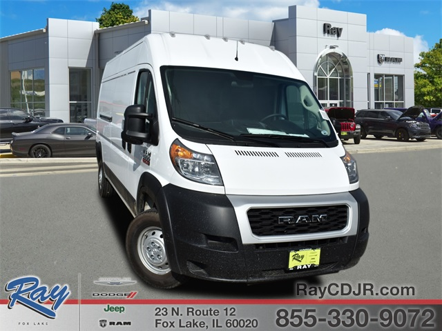 2019 ProMaster 2500 High Roof FWD,  Empty Cargo Van #R1691 - photo 1