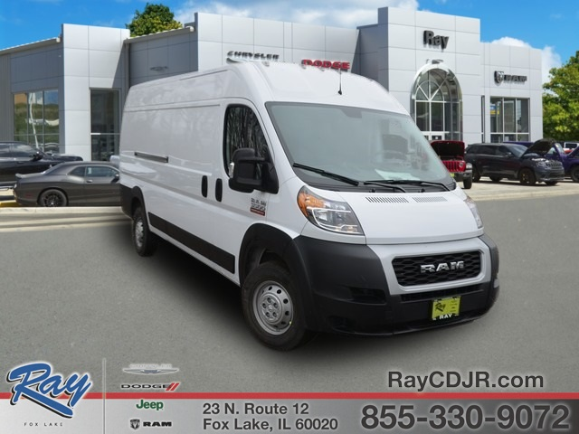 2019 ProMaster 2500 High Roof FWD,  Empty Cargo Van #R1695 - photo 1