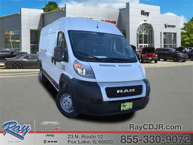 2019 ProMaster 2500 High Roof FWD,  Empty Cargo Van #R1699 - photo 1