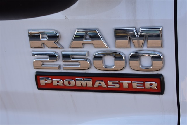 2019 ProMaster 2500 High Roof FWD,  Empty Cargo Van #R1699 - photo 11
