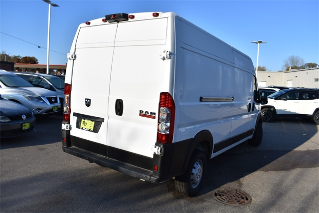 2019 ProMaster 2500 High Roof FWD,  Empty Cargo Van #R1699 - photo 4