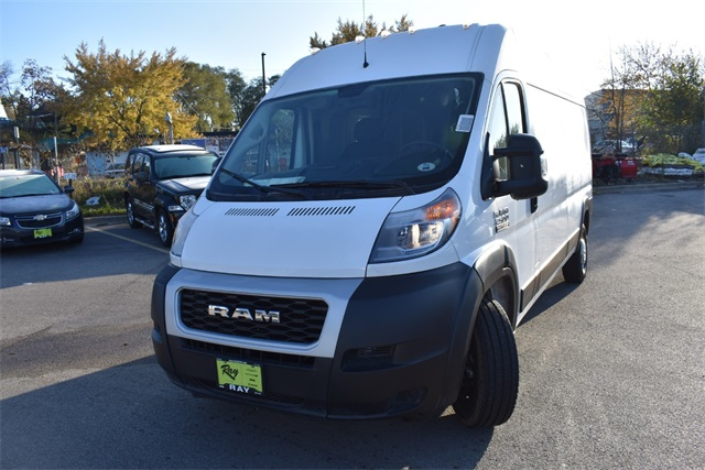 2019 ProMaster 2500 High Roof FWD,  Empty Cargo Van #R1699 - photo 7
