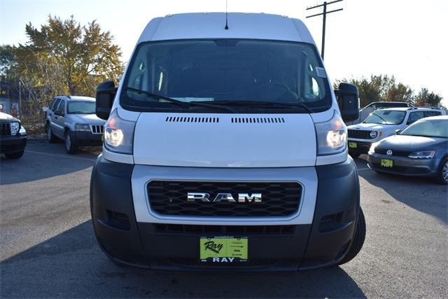2019 ProMaster 2500 High Roof FWD,  Empty Cargo Van #R1699 - photo 8