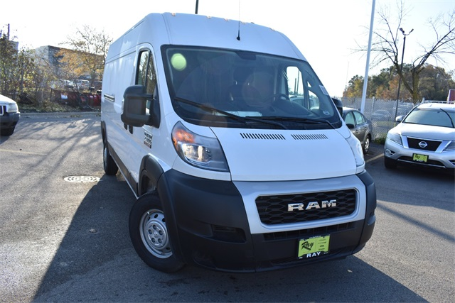 2019 ProMaster 2500 High Roof FWD,  Empty Cargo Van #R1699 - photo 9
