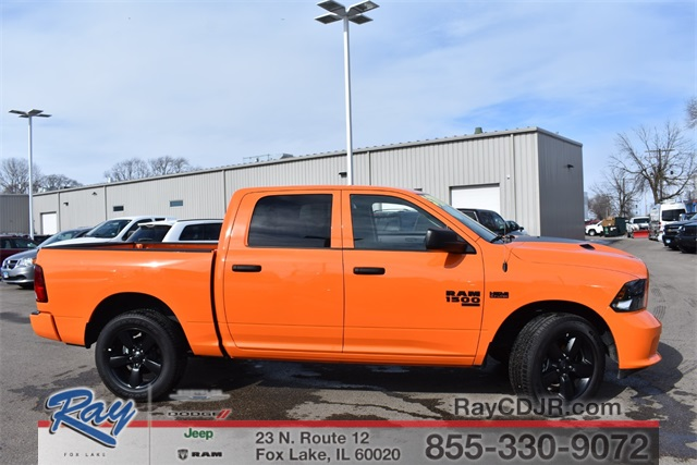 2019 Ram 1500 Crew Cab 4x4,  Pickup #R1701 - photo 3