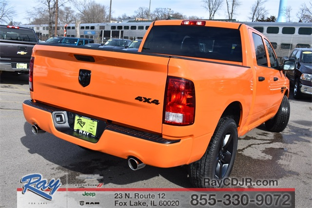 2019 Ram 1500 Crew Cab 4x4,  Pickup #R1701 - photo 4