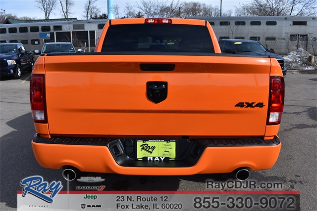 2019 Ram 1500 Crew Cab 4x4,  Pickup #R1701 - photo 5