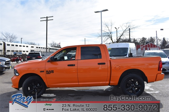2019 Ram 1500 Crew Cab 4x4,  Pickup #R1701 - photo 7
