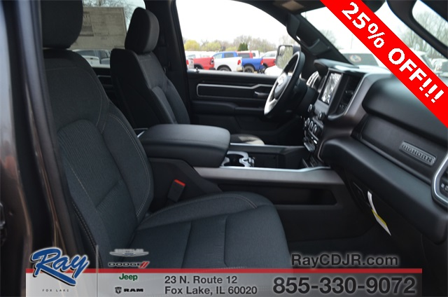 2019 Ram 1500 Crew Cab 4x4,  Pickup #R1705 - photo 11