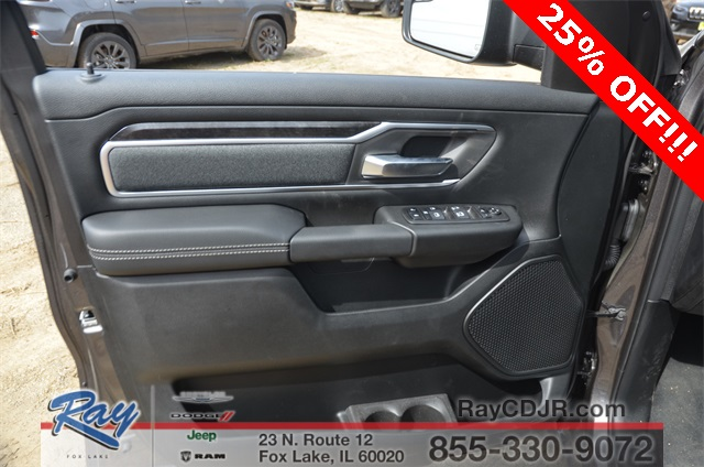 2019 Ram 1500 Crew Cab 4x4,  Pickup #R1705 - photo 18