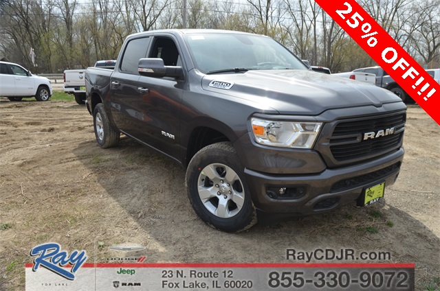 2019 Ram 1500 Crew Cab 4x4,  Pickup #R1705 - photo 4