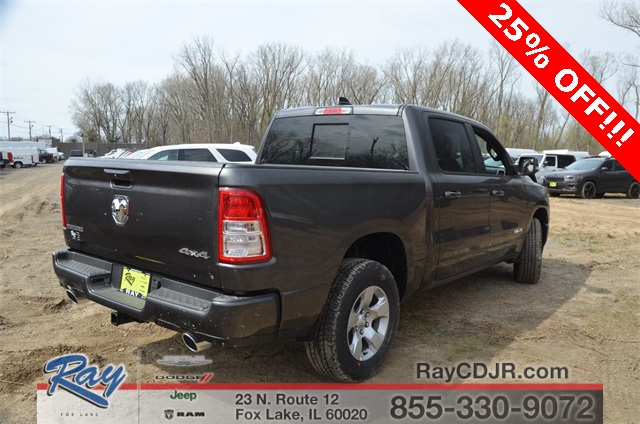 2019 Ram 1500 Crew Cab 4x4,  Pickup #R1705 - photo 2