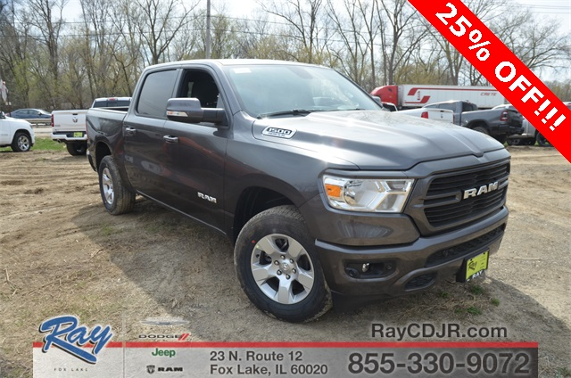 2019 Ram 1500 Crew Cab 4x4,  Pickup #R1705 - photo 9