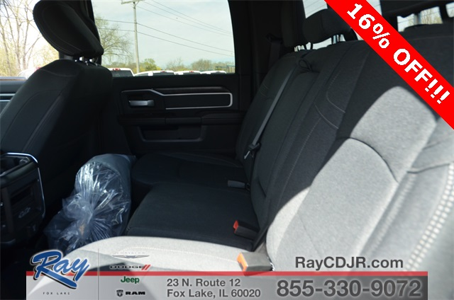 2019 Ram 2500 Crew Cab 4x4,  Pickup #R1707 - photo 17