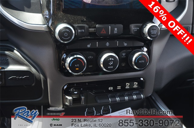 2019 Ram 2500 Crew Cab 4x4,  Pickup #R1707 - photo 28