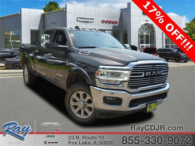 2019 Ram 2500 Crew Cab 4x4,  Pickup #R1710 - photo 1