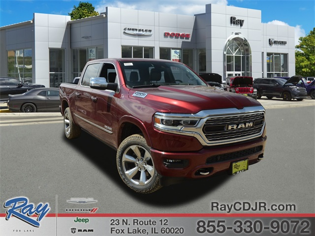 2019 Ram 1500 Crew Cab 4x4,  Pickup #R1711 - photo 1