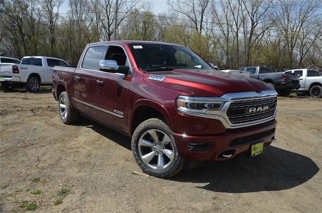 2019 Ram 1500 Crew Cab 4x4,  Pickup #R1711 - photo 10