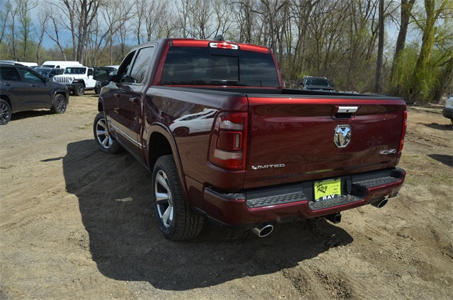 2019 Ram 1500 Crew Cab 4x4,  Pickup #R1711 - photo 8