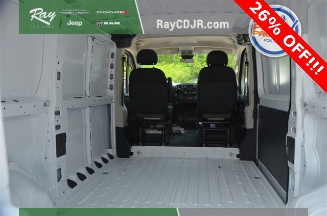 2019 Ram ProMaster 1500 Standard Roof FWD, Empty Cargo Van #R1714 - photo 1