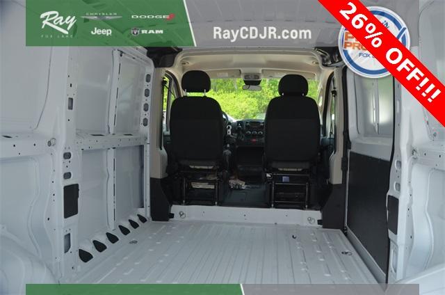 2019 Ram ProMaster 1500 Standard Roof FWD, Empty Cargo Van #R1715 - photo 1