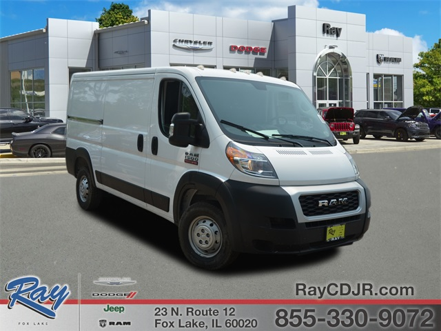 2019 ProMaster 1500 Standard Roof FWD,  Empty Cargo Van #R1716 - photo 1