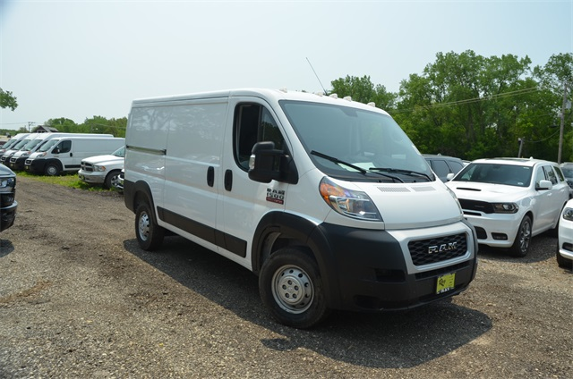 2019 ProMaster 1500 Standard Roof FWD,  Empty Cargo Van #R1716 - photo 9