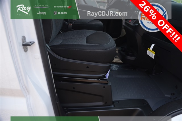 2019 ProMaster 1500 Standard Roof FWD, Empty Cargo Van #R1717 - photo 12