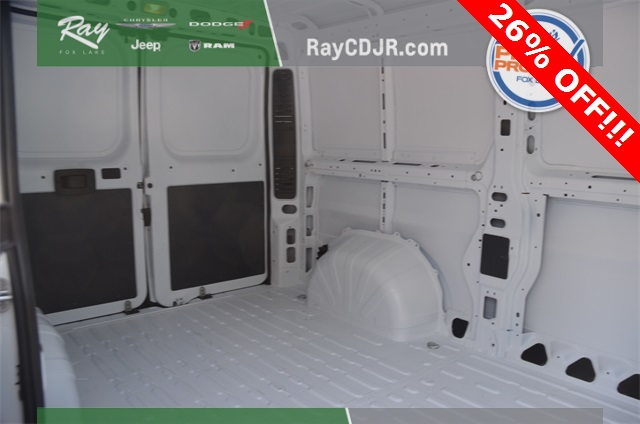 2019 ProMaster 1500 Standard Roof FWD, Empty Cargo Van #R1717 - photo 13