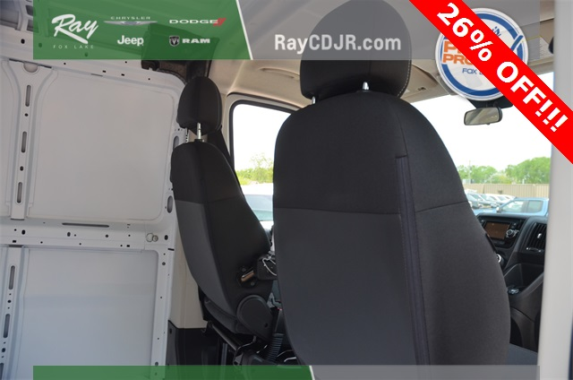 2019 ProMaster 1500 Standard Roof FWD, Empty Cargo Van #R1717 - photo 14