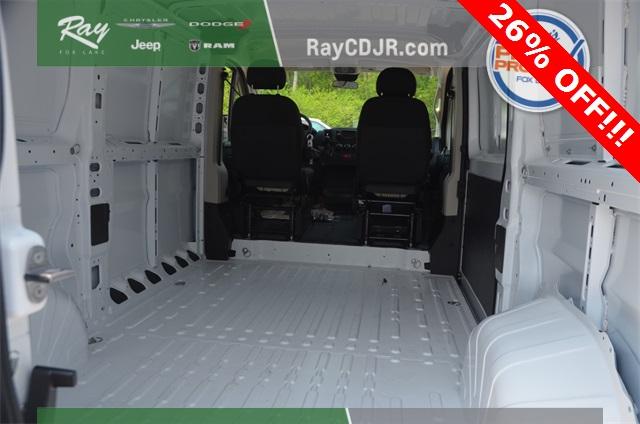 2019 Ram ProMaster 1500 Standard Roof FWD, Empty Cargo Van #R1717 - photo 1