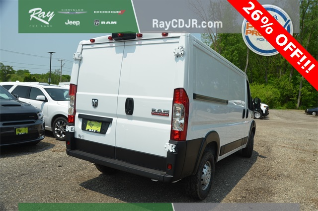 2019 ProMaster 1500 Standard Roof FWD, Empty Cargo Van #R1717 - photo 6