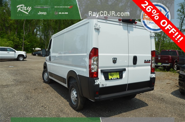 2019 ProMaster 1500 Standard Roof FWD, Empty Cargo Van #R1717 - photo 8