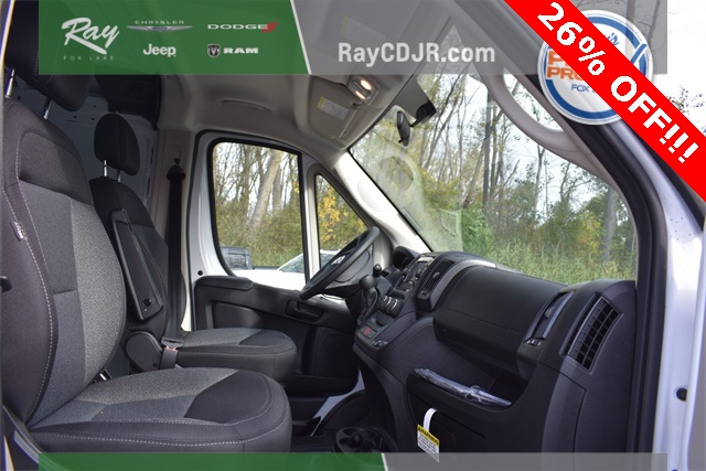 2019 ProMaster 1500 Standard Roof FWD,  Empty Cargo Van #R1721 - photo 14