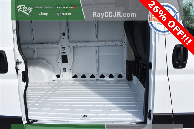 2019 ProMaster 1500 Standard Roof FWD,  Empty Cargo Van #R1721 - photo 1