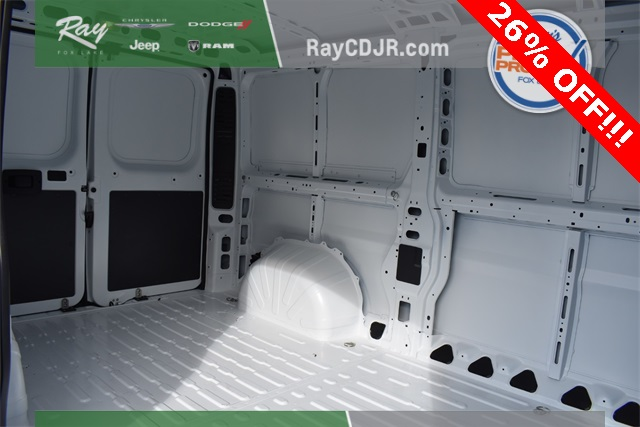 2019 ProMaster 1500 Standard Roof FWD, Empty Cargo Van #R1721 - photo 16