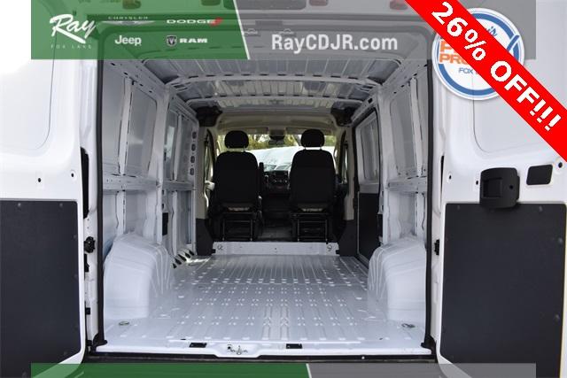 2019 Ram ProMaster 1500 Standard Roof FWD, Empty Cargo Van #R1721 - photo 1