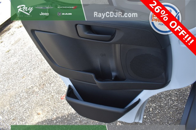 2019 ProMaster 1500 Standard Roof FWD, Empty Cargo Van #R1721 - photo 25