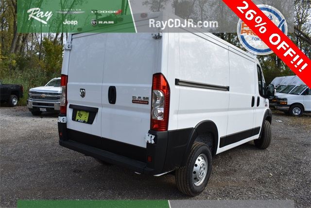 2019 ProMaster 1500 Standard Roof FWD,  Empty Cargo Van #R1721 - photo 4