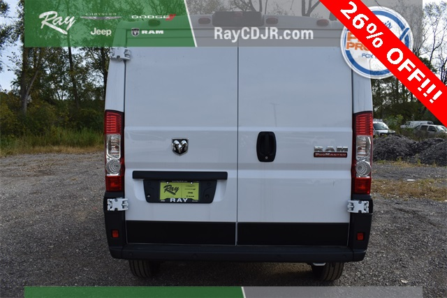 2019 ProMaster 1500 Standard Roof FWD, Empty Cargo Van #R1721 - photo 6