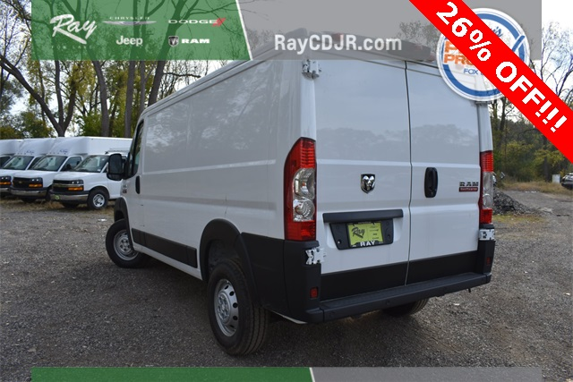 2019 ProMaster 1500 Standard Roof FWD,  Empty Cargo Van #R1721 - photo 7