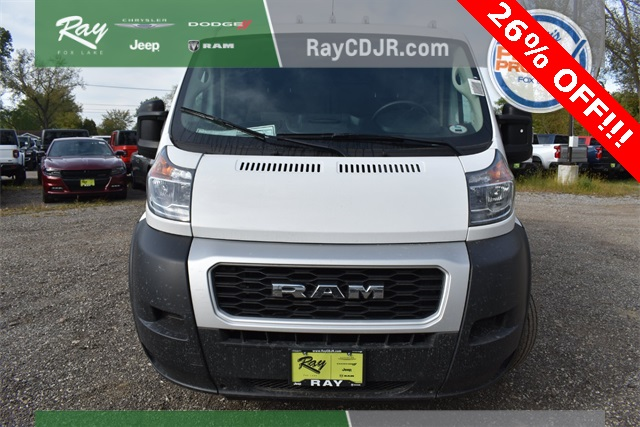 2019 ProMaster 1500 Standard Roof FWD, Empty Cargo Van #R1721 - photo 11