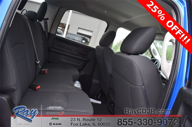 2019 Ram 1500 Crew Cab 4x4,  Pickup #R1722 - photo 15
