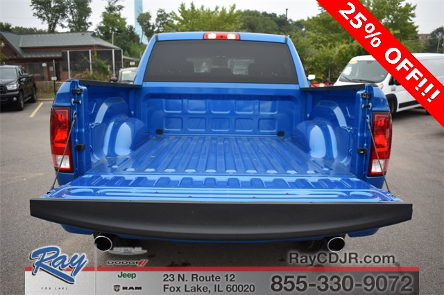 2019 Ram 1500 Crew Cab 4x4, Pickup #R1722 - photo 16