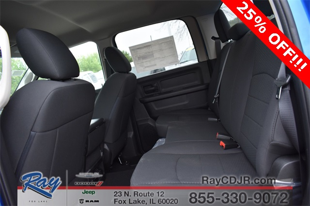 2019 Ram 1500 Crew Cab 4x4, Pickup #R1722 - photo 18