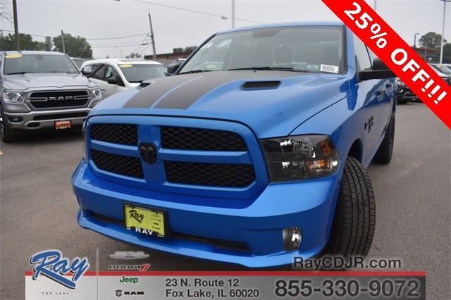 2019 Ram 1500 Crew Cab 4x4,  Pickup #R1722 - photo 8