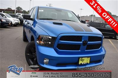2019 Ram 1500 Crew Cab 4x4,  Pickup #R1722 - photo 10