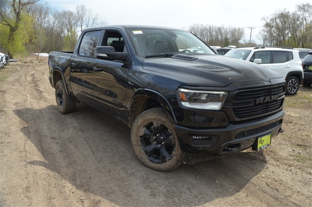 2019 Ram 1500 Crew Cab 4x4,  Pickup #R1725 - photo 4