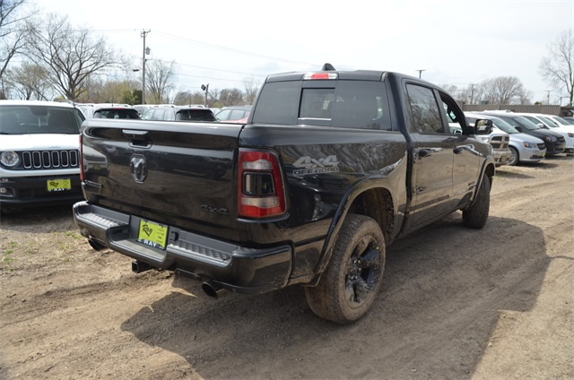 2019 Ram 1500 Crew Cab 4x4,  Pickup #R1725 - photo 2