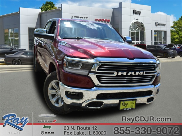 2019 Ram 1500 Crew Cab 4x4,  Pickup #R1727 - photo 1